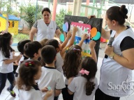 Contação de História - Projeto Sacola de Leitura [Infantil 2B]