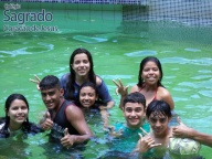 Premiação Gincana do 1º Semestre - 2014 (9º Ano)