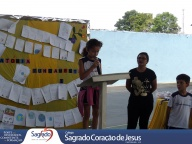 1º CONCURSO DE ORATÓRIA DO COLÉGIO SAGRADO CORAÇÃO DE JESUS DAS TURMAS DO FUNDAMENTAL I