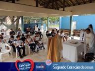 Celebração Eucarística em honra ao Sagrado Coração de Jesus (Agosto)
