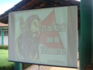 Momento Cívico Religioso - Dia de Tiradentes