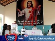 Celebração Eucarística em honra ao Sagrado Coração de Jesus (Fevereiro)