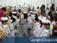 Celebração Eucarística em homenagem ao dia das mães