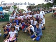 Visita a 45º Feira Agropecuaria de Castanhal (Ensino Fundamental)