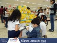 Visita ao Supermercado Lider