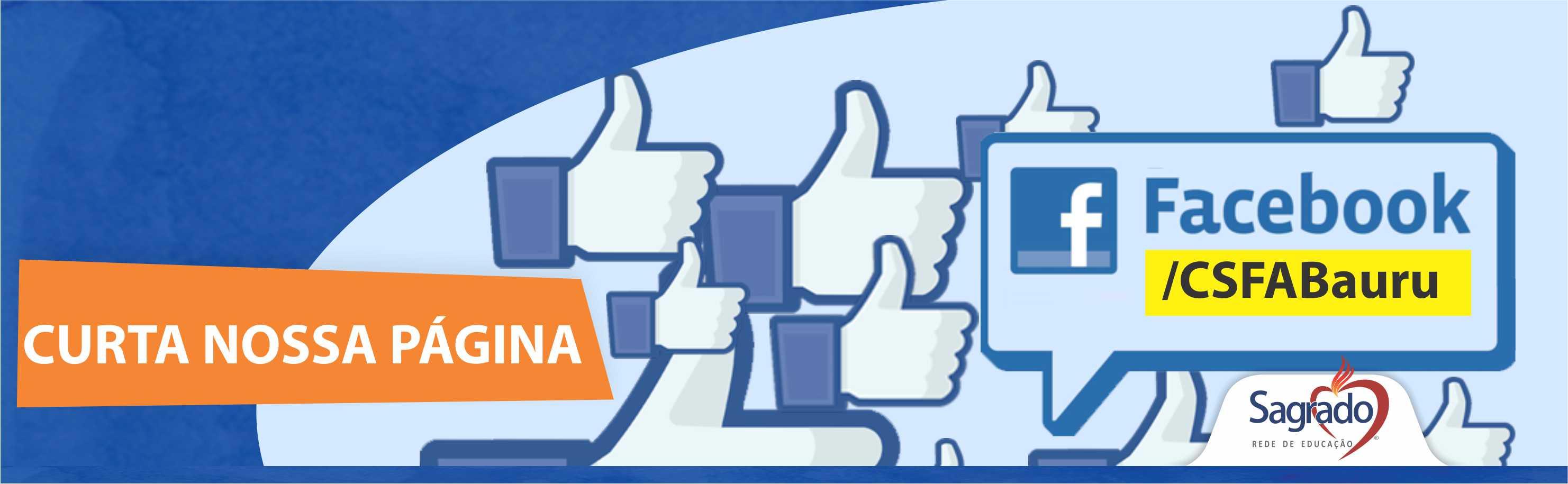 Curta Facebook