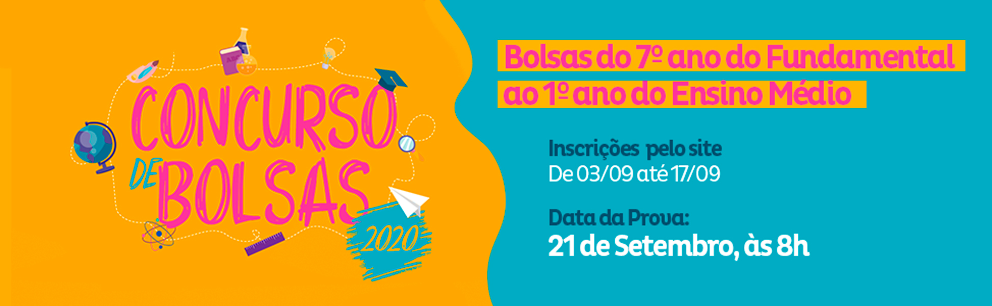 Concurso de Bolsas 2020