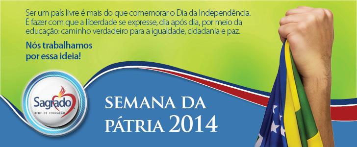 Dia da Independência 2014