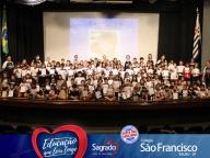 Menção Honrosa - 1º Trimestre - Ano Letivo 2018