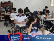 Olimpíada Brasileira de Matemática das escolas públicas e privadas - 2018 | 1ª Fase
