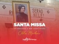 Santa Missa Celebrando a Bem Aventurada Clélia Merloni