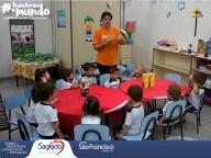 Preparativos para Páscoa - Infantil I