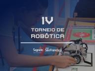 IV Torneio de Robótica - 2018