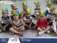 Dia do Índio - Educação Infantil