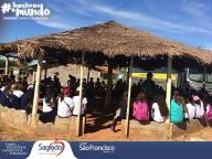 Visita a Aldeia Indígena em Avaí - 5º anos