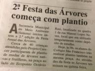 20161004 - Plantio de árvores