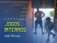 Abertura dos Jogos Internos 2018