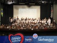 Menção Honrosa - 2º Trimestre - Ano Letivo 2018 Turmas da Tarde
