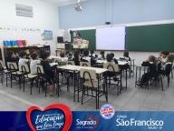 Semana do Livro - Aula de Inglês | Infantil II, III e IV