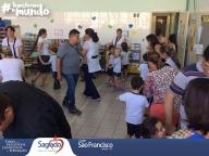 Encerramento da Unidade Canções do Brasil - Infantil IV