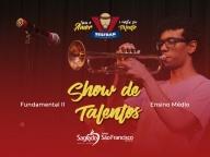 SESFRAN 2018 - Show de Talentos - Fund. II e Médio.