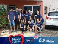 Trote Solidário - 3º ano Ens. Médio