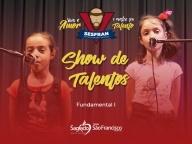 SESFRAN 2018 - Show de Talentos - Fund. I