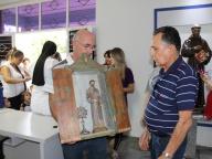 20160409 - Visita da Relíquia e Imagem de São Francisco de Assis Peregrina