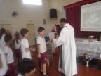 Missa 1ª sexta-feira 4ºs e 5ºs anos