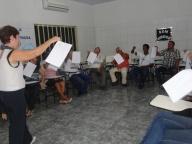 Reunião com Assessora Pedagógica – Hirilene
