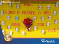 Murais - Homenagens ao dia das Mães