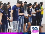 Ensino Médio participa da 1ª missa do ano letivo