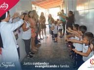 Semana da família na Educação Infantil