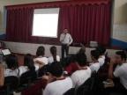 Orientação profissional - 3ª série do Ensino Médio ( três dias  em fevereiro 2011)