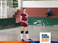 Equipes de Voleibol nos Jogos Municipais da Juventude