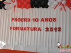 Formatura do PROERD 2012