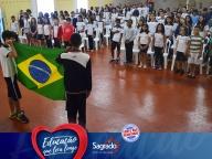 São Geraldo acolhe seus alunos [2018]