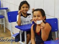 A Educação Infantil e o Fundamental I no dia D da Matemática