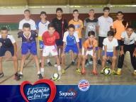 Atletas do São Geraldo participam da 17ª Olímpiada Esportiva Madre Clélia