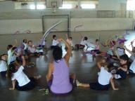 Aula de Educação Física - 2013