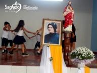 Comemoração do aniversário de Madre Clélia - 10-03-2014