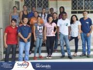 Brigadistas do Colégio São Geraldo participam de Curso de reciclagem