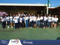 Dia da Mulher e Certificação dos representantes de turmas