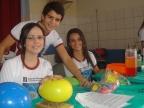 Mostra de Ciências realizada pelos alunos do 9º ano do E. Fundamental em setembro 2011