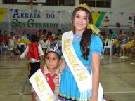 FESTA JUNINA - 2014 - ESCOLHA DO REI E RAINHA