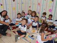 Semana da Leitura - Infantil IV