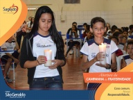 Abertura Campanha da Fraternidade 2016 - Ens. Fund. II e Ensino Médio