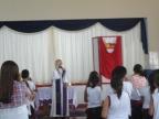 Missa da Primeira sexta-feira com os 4º ano