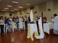 Colaboradores celebram a Páscoa do Senhor