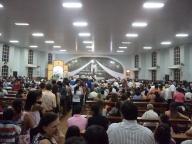 Missa Solene de encerramento do festejo de São José Operário